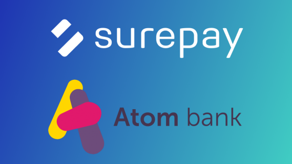 Atom bank Chooses SurePay to Prevent Fraud and Misdirected Online Payments