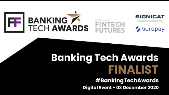 SurePay and Signicat nominated for Bank Tech Award!