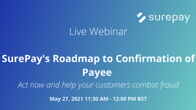 Webinar: SurePay's Roadmap to Confirmation of Payee