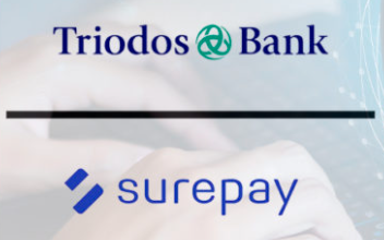 Triodos Bank UK selects SurePay's Confirmation of Payee solution to help prevent fraud and misdirected online payments